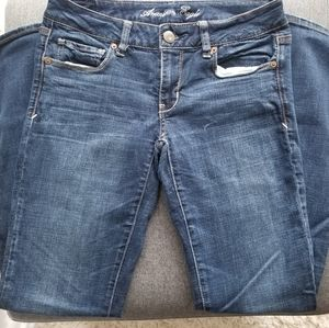 American Eagle - Stretch Mid Rise Jeans